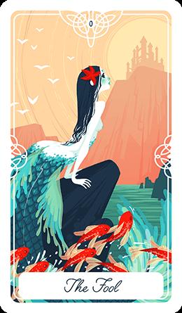 The Fool Tarot Card Meaning Spirit Navigator