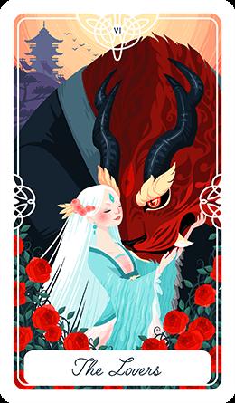 The Lovers Tarot Card Meaning - Spirit Navigator