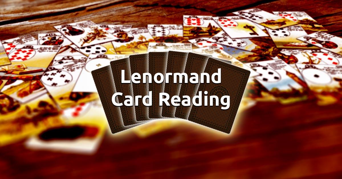 Free Lenormand Readings - Spirit Navigator