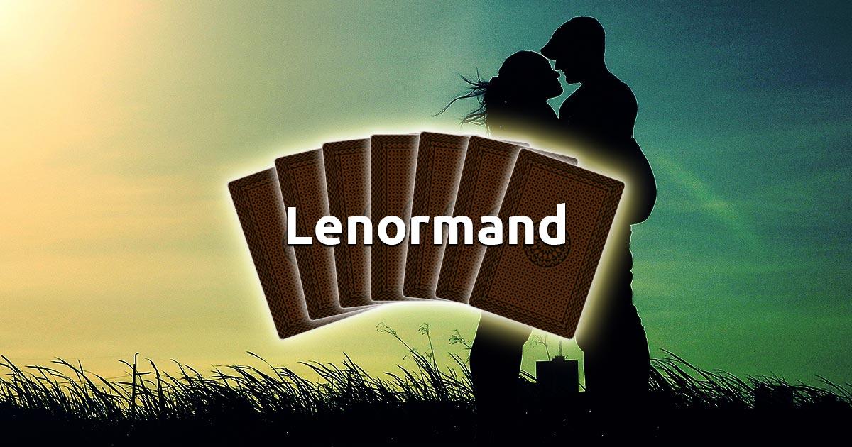 Relationship Lenormand Reading