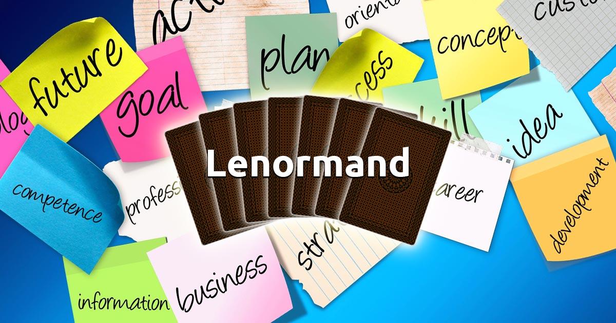 Success Lenormand Reading