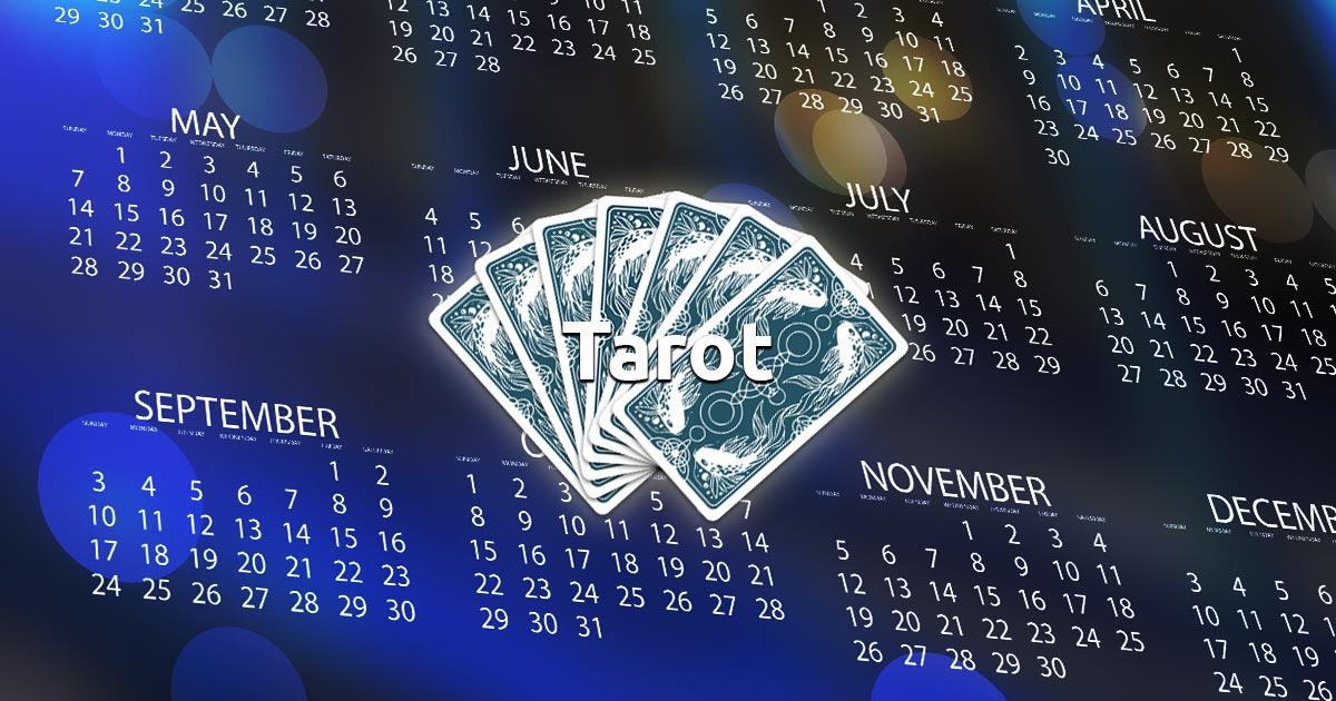 Monthly Tarot Reading - Spirit Navigator