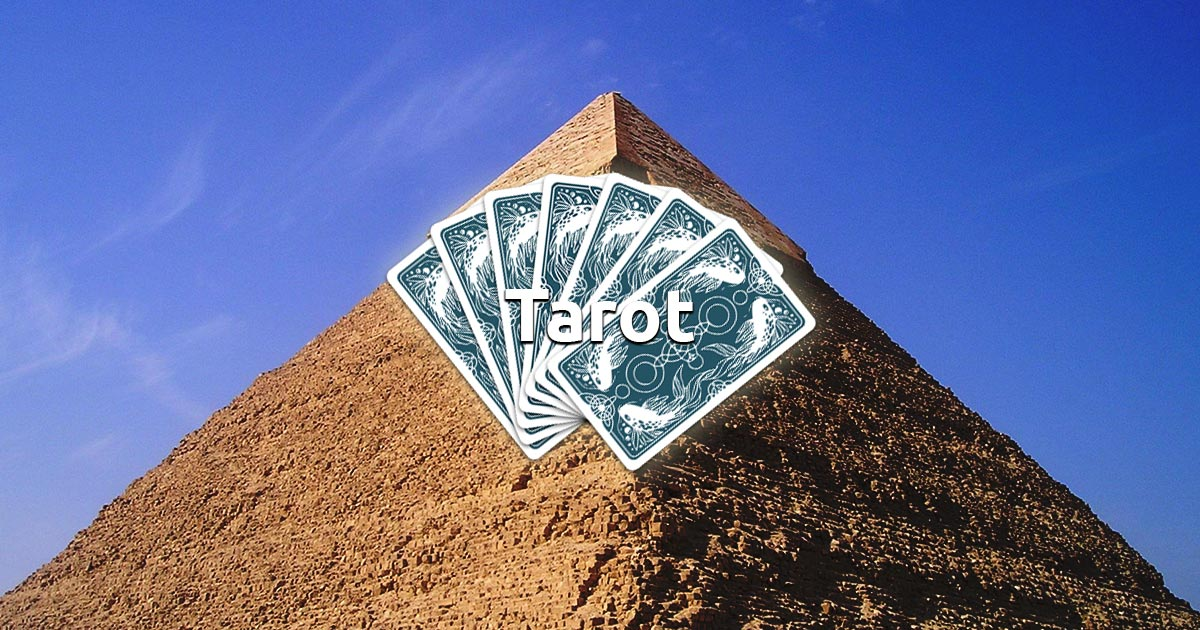 Pyramid Tarot Reading