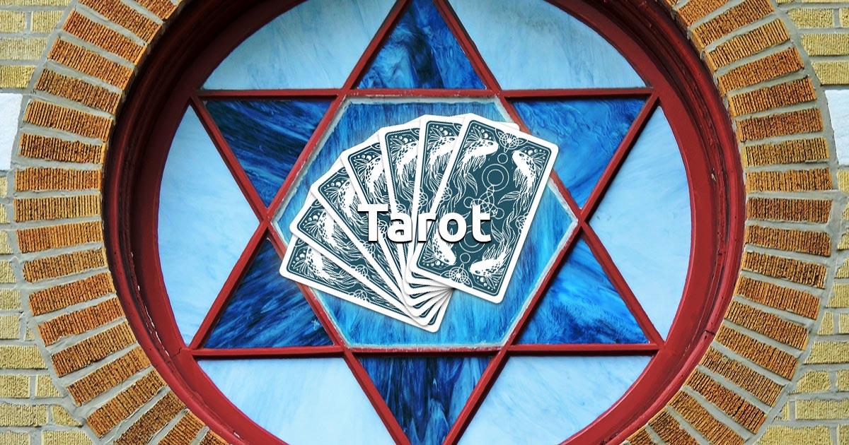 Star of David Tarot Reading - Spirit Navigator