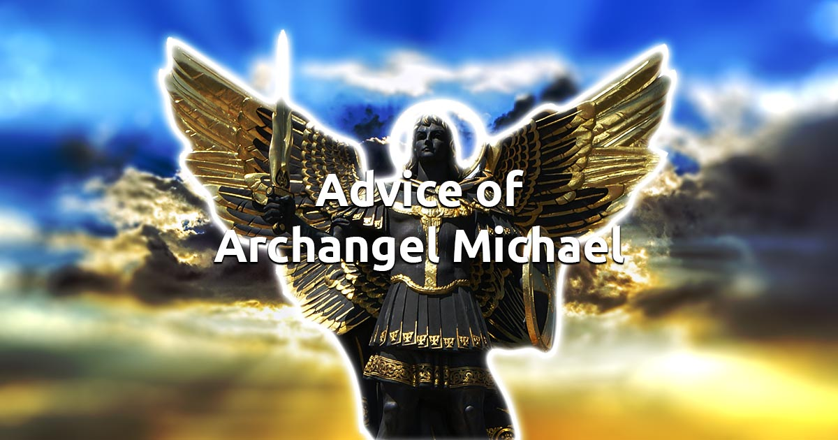 Advice of Archangel Michael Cards