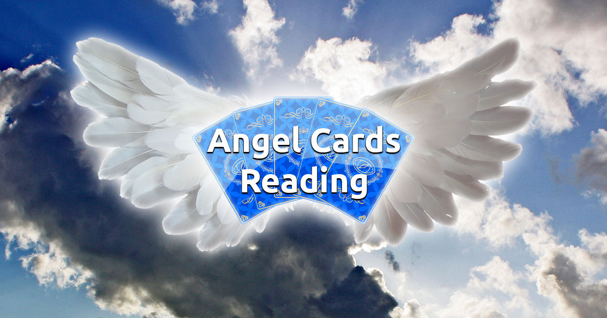 Free Online Angel Cards Reading