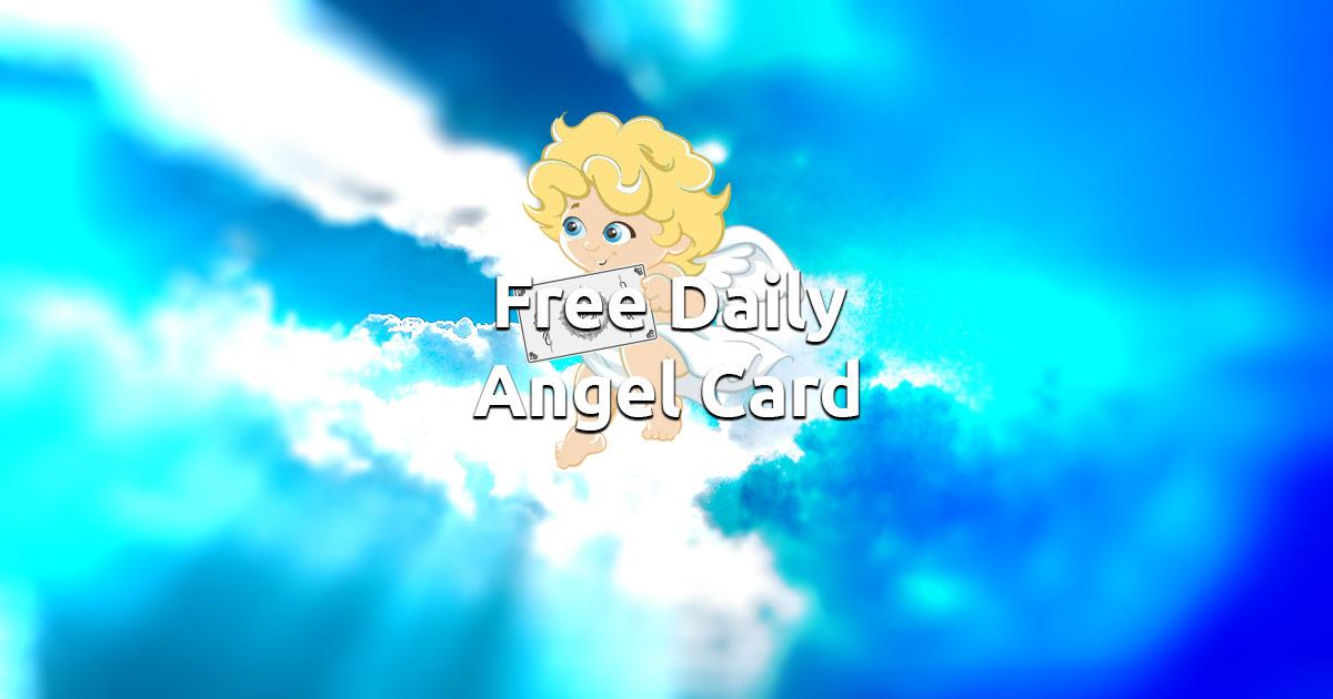 Daily Angel Card - Spirit Navigator