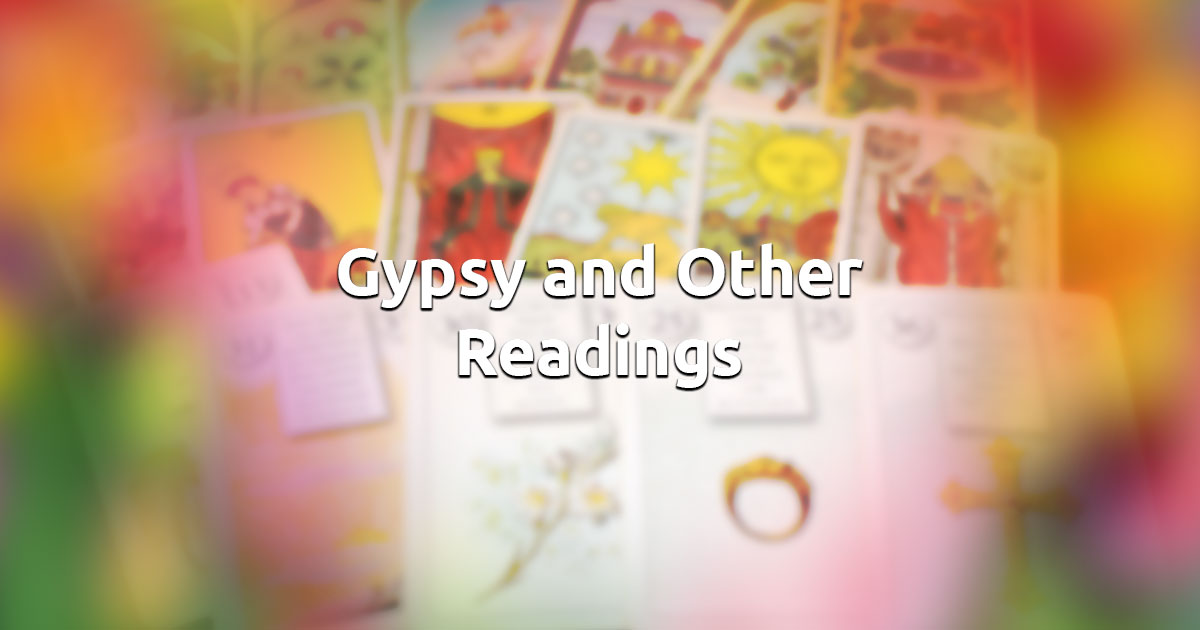 Free Online Gypsy And Other Readings