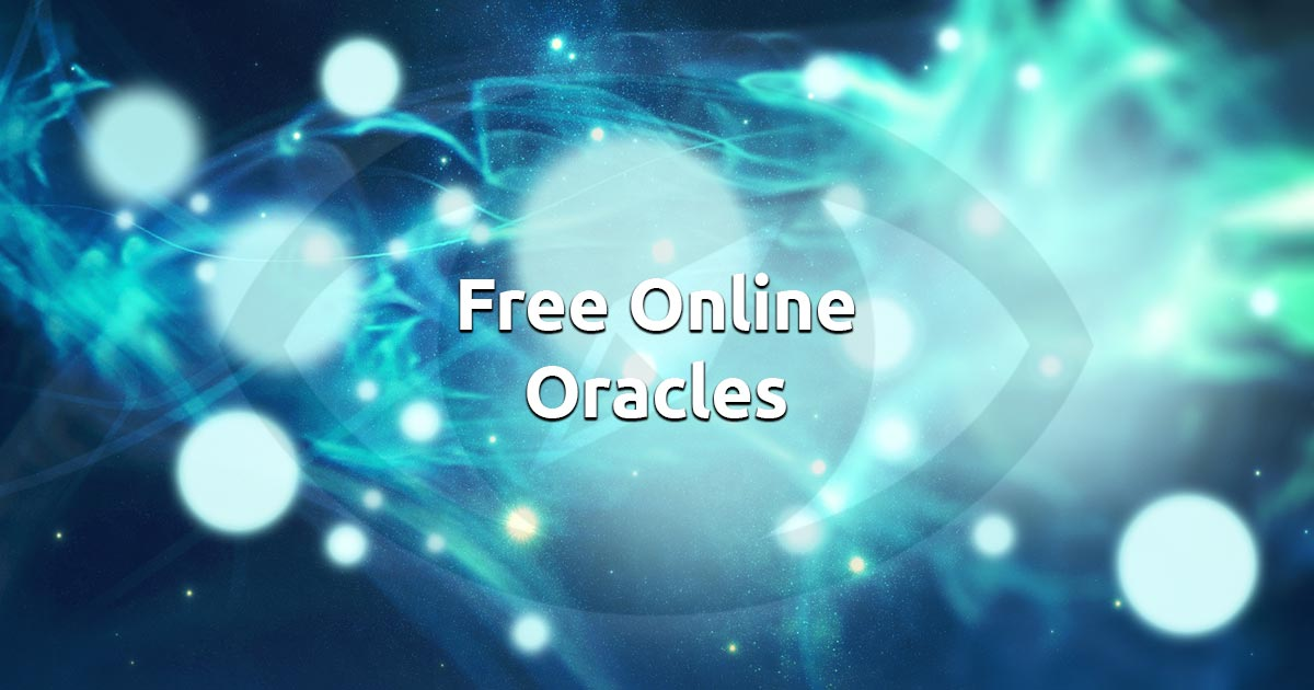Free Oracles and Divination - Spirit Navigator