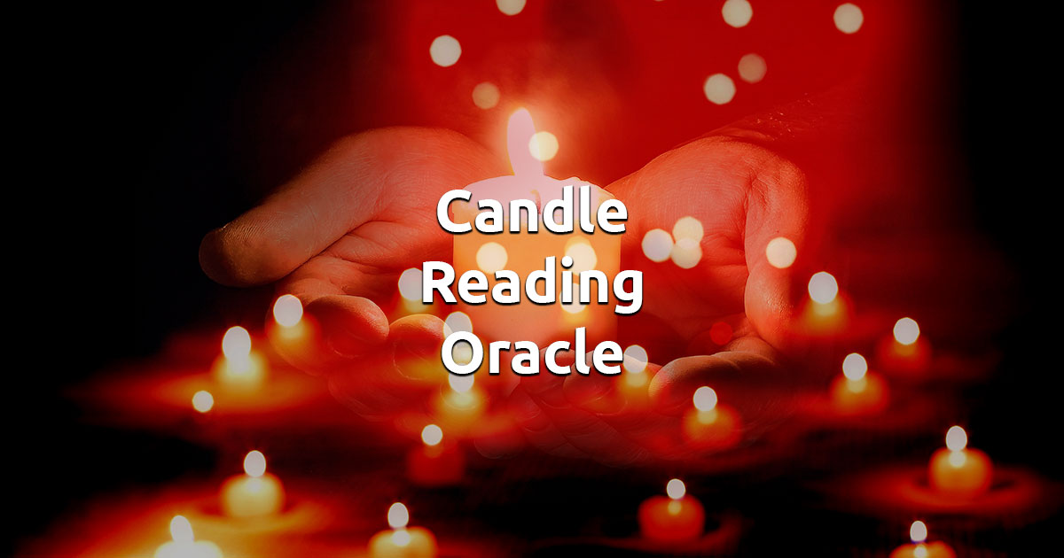 Free Online Candle Fortune Telling Oracle