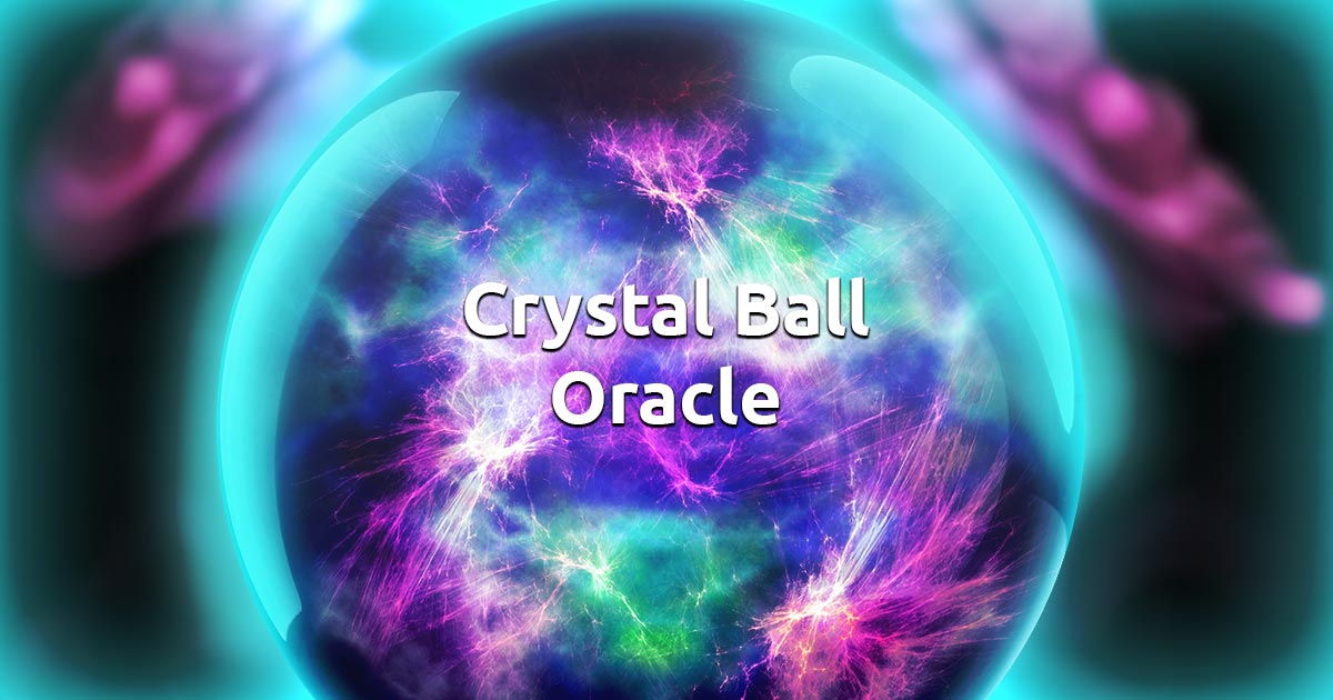 Crystal Ball Oracle - Spirit Navigator
