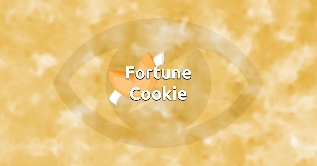 Free Online Fortune Cookie