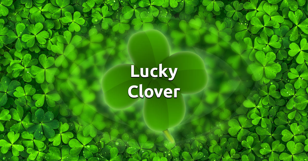 Free Online Lucky Clover