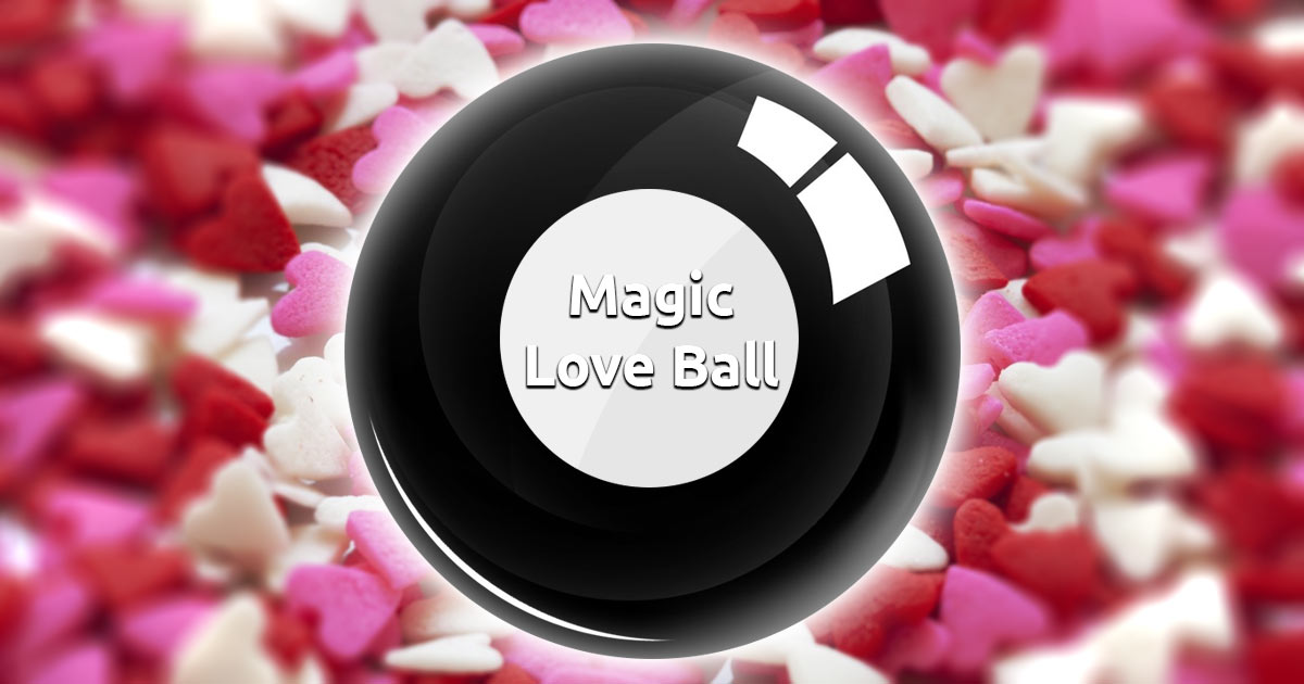 Free Online Magic Love Ball