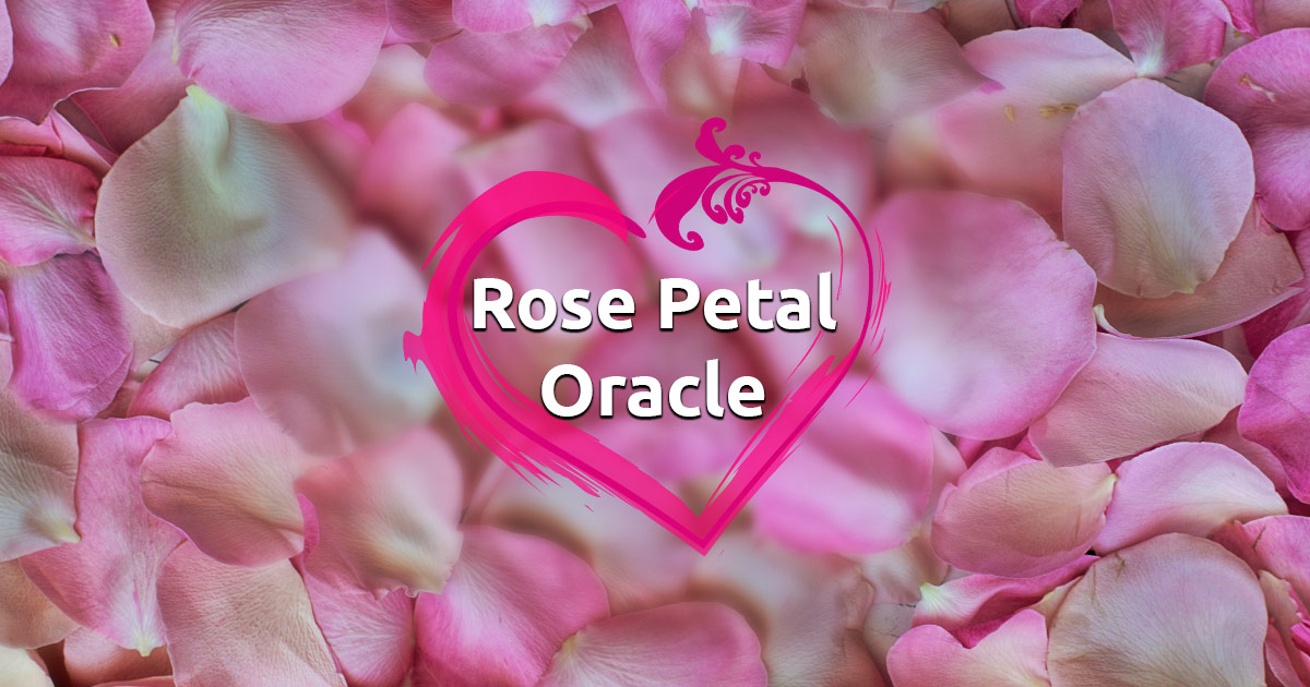 Rose Petal Reading Oracle - Spirit Navigator
