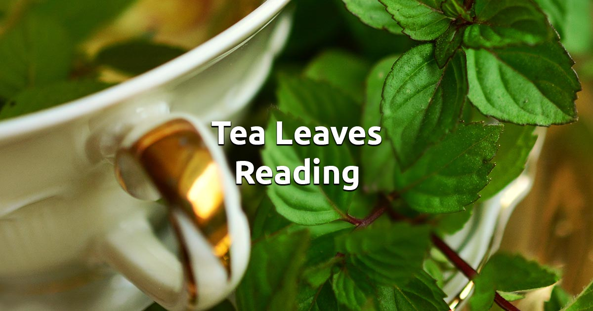Free Online Tea Leaves Reading