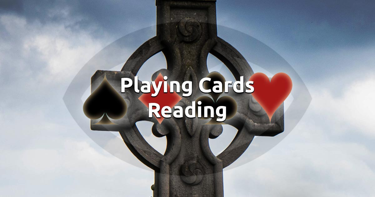 Free Celtic Cross Playing Cards Reading
