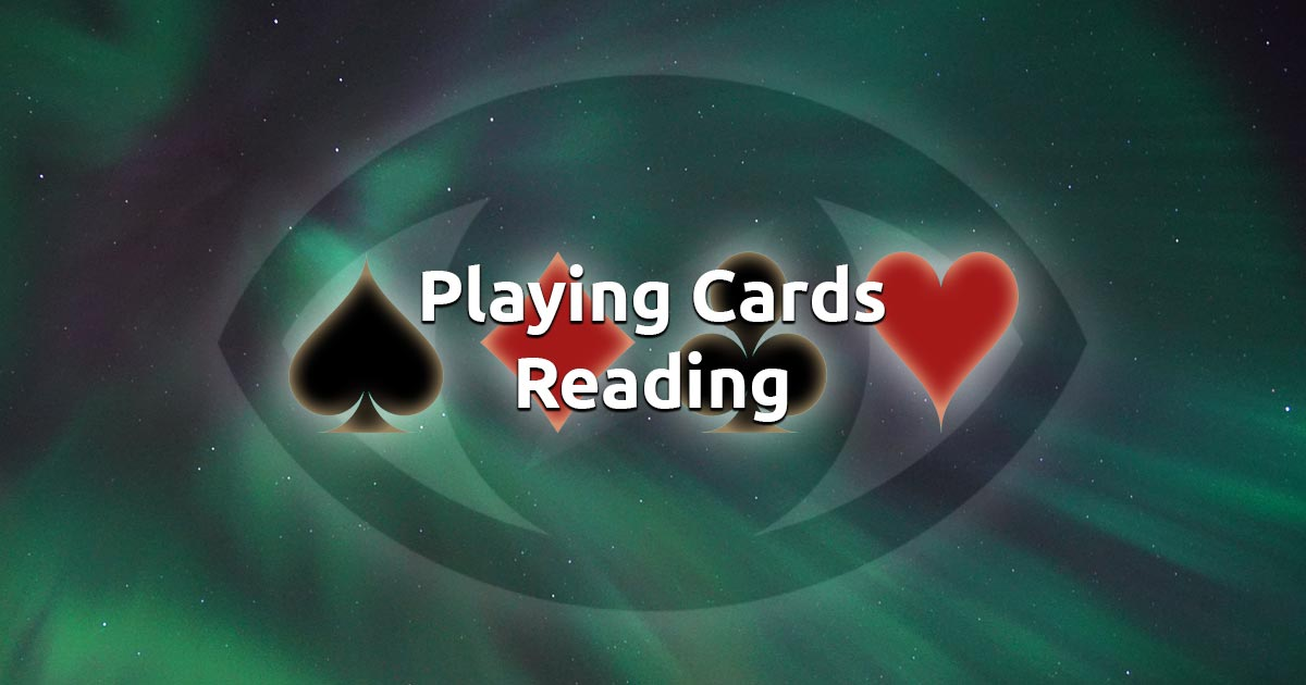 Free Destiny and Fate Playing Cards Reading