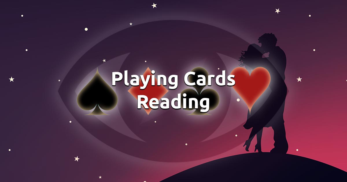 Free Love Playing Cards Reading