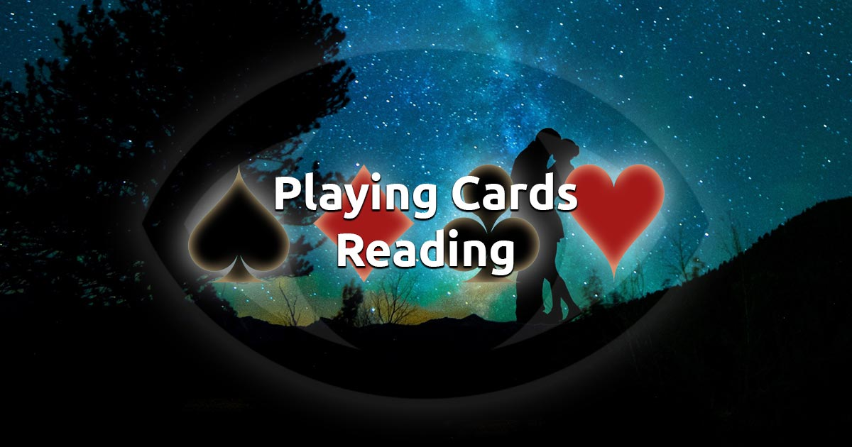 Free Relationship Playing Cards Reading