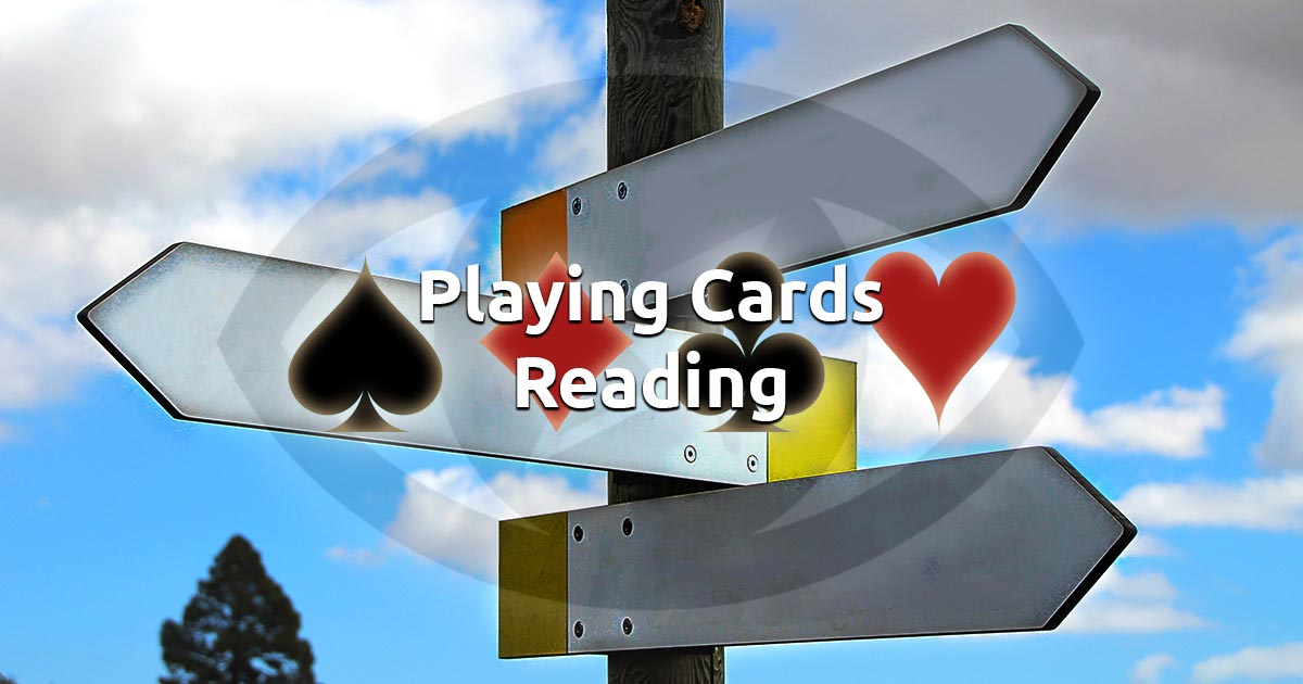Free Situation Playing Cards Reading
