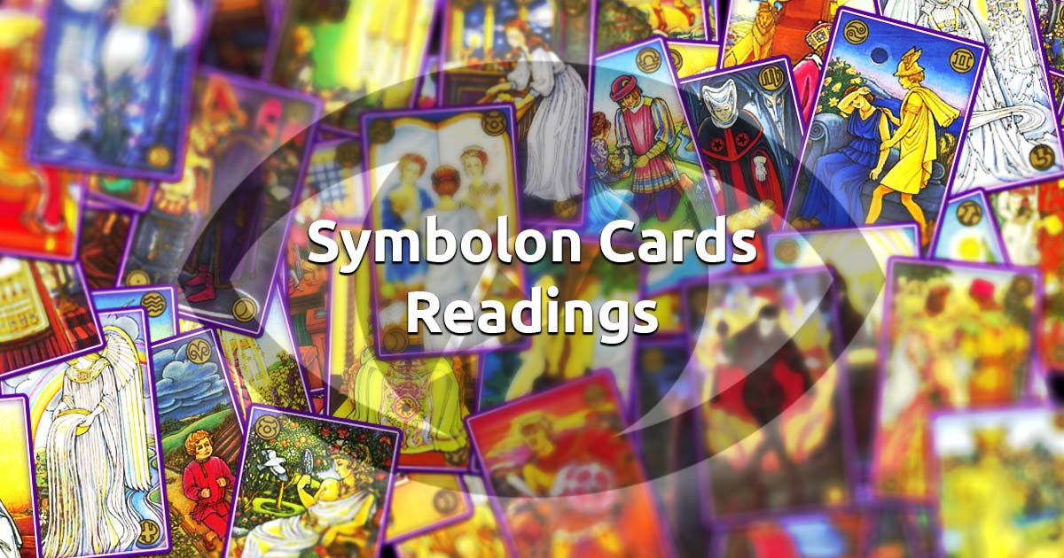 Free Online Symbolon Cards Readings
