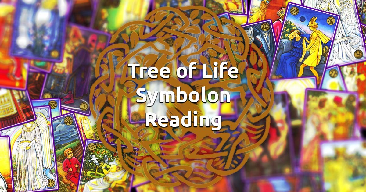 Free Online The Tree of Life Symbolon Reading